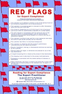 Red Flags for Export Compliance
